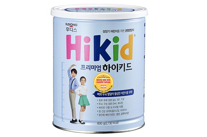 Sữa Hikid Premium (1-9 tuổi)