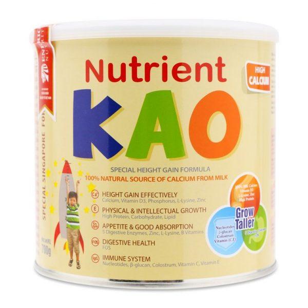 Sữa Nutrient Kao (1-6 tuổi)