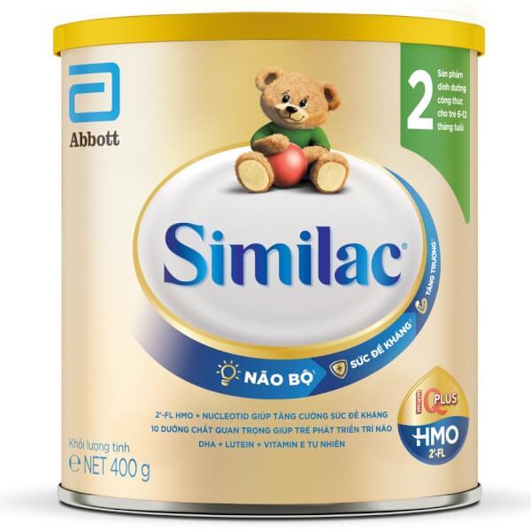 Sữa Similac Eye-Q 2 (6-12 tháng  tuổii)