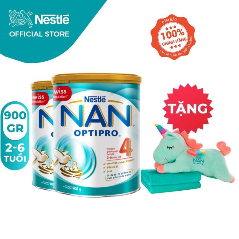Sữa bột Nan Optipro 4