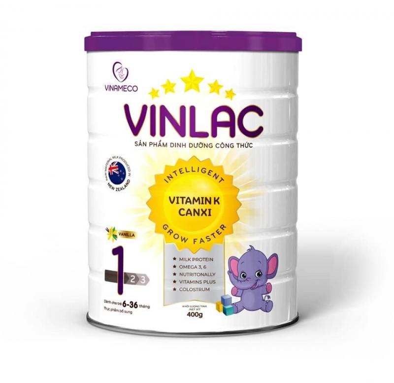 Sữa bột Vinlac 1