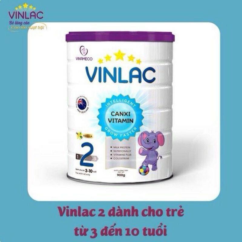 Sữa bột Vinlac số 2