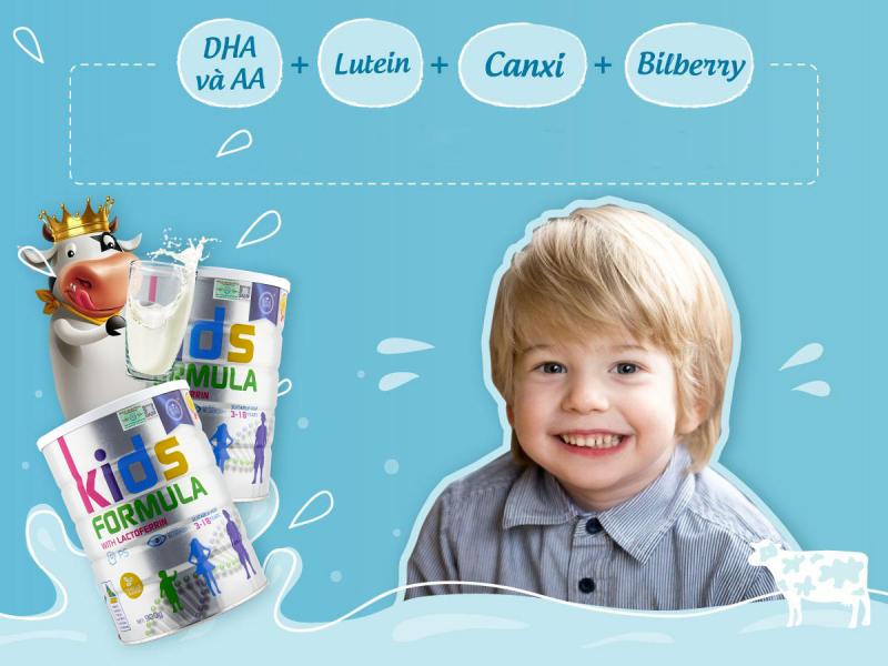 Sữa bột hoàng gia Úc Royal Ausnz Kids Formula