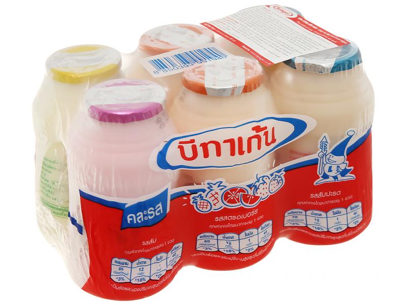 Sữa chua uống Betagen