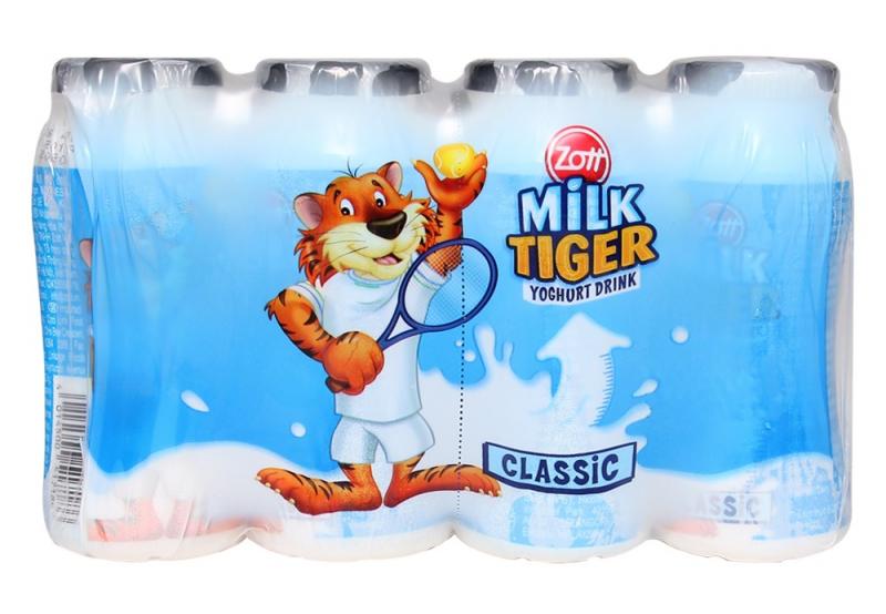 Sữa chua uống Zott Milk Tiger