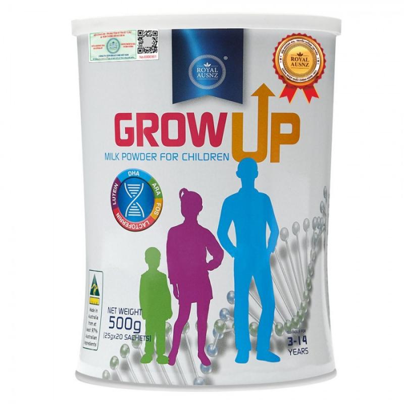 Sữa hoàng gia Úc Royal Ausnz Grow Up Milk Powder for Children