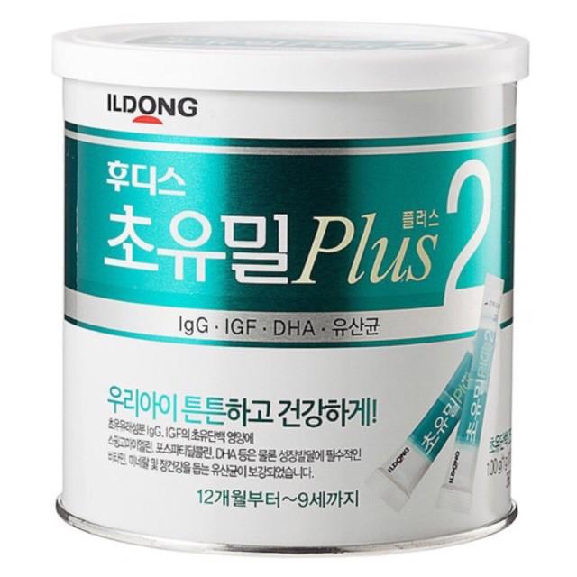 Sữa non ILDong Hàn Quốc (0-1 tuổi, 1-9 tuổi)