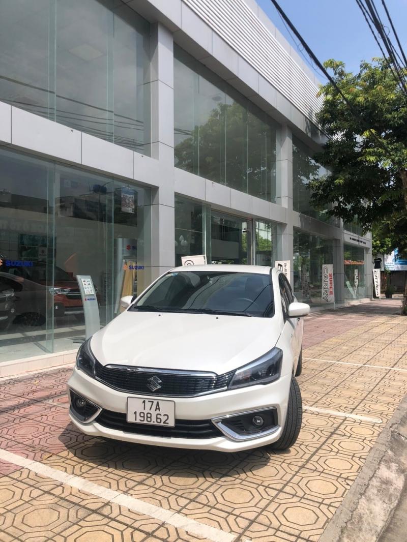 Suzuki Thái Bình - Suzuki Huy Phương