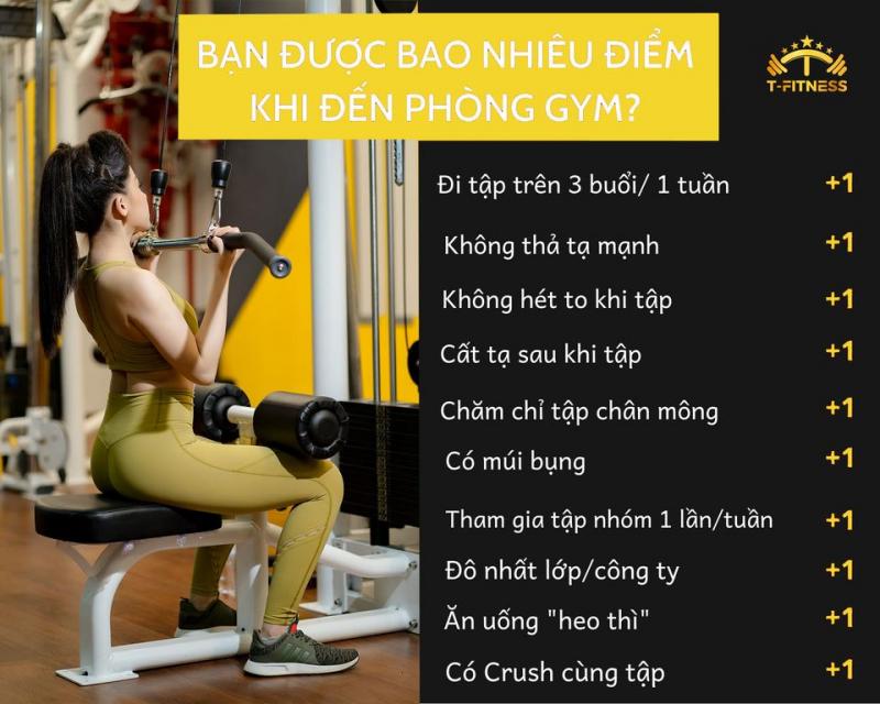T - Fitness