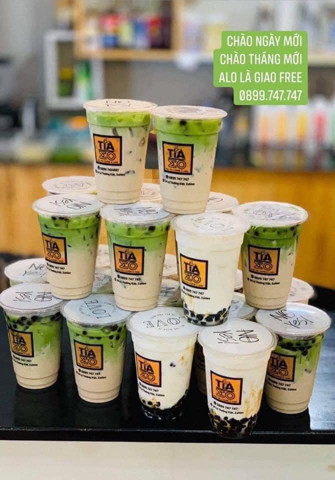 TIA Milk Tea