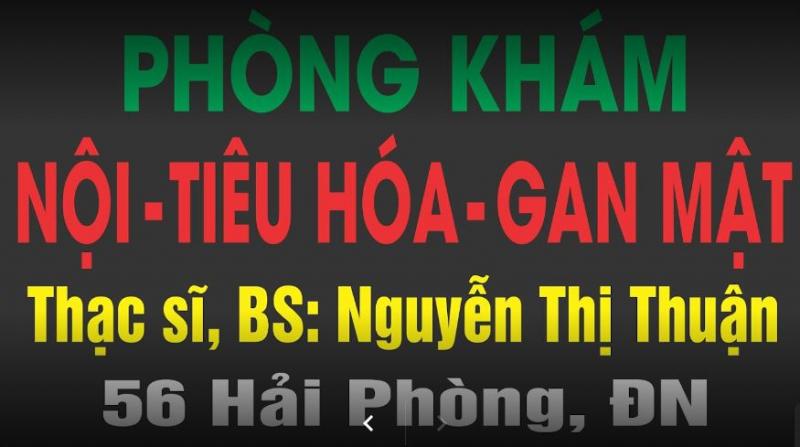Thạc sĩ - Bác sĩ Nguyễn Thị Thuận