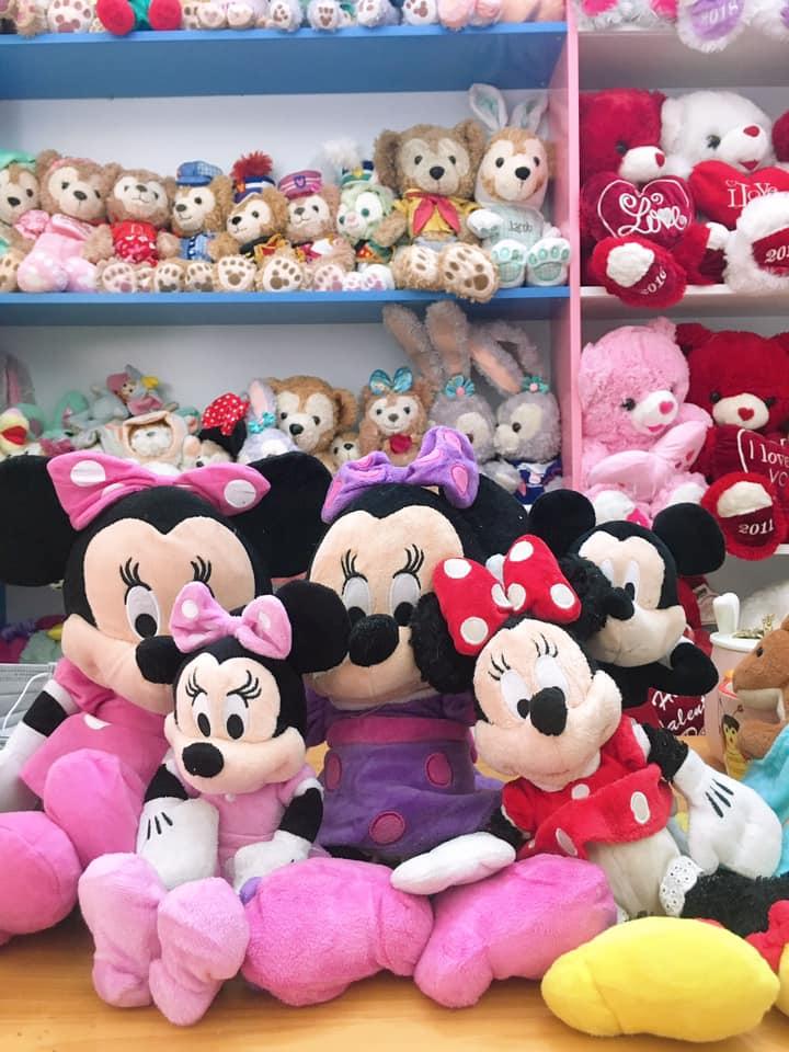 Thế Giới Gấu Bông Disney House