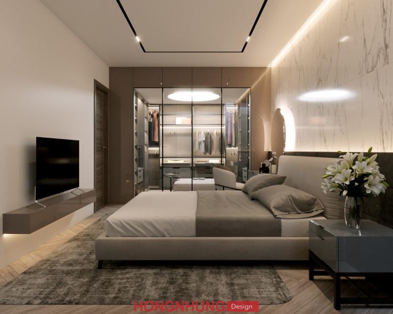 Thiết kế - Thi công trọn gói Hongnhung Design