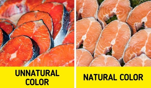 Thịt cá sáng màu chưa chắc đã ngon