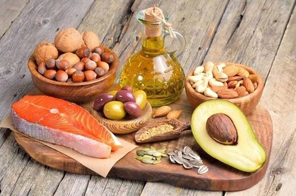 Thực phẩm giàu chất béo