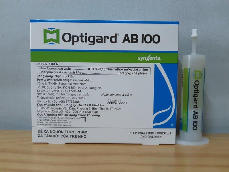 Thuốc diệt côn trùng Optigard AB 100