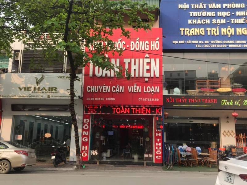 Toàn Thiện - Kính Thuốc & Đồng Hồ