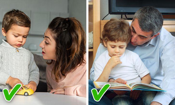 Trẻ sẽ có nhiều thời gian chất lượng hơn với cả bố và mẹ