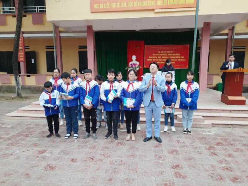 Trung học cơ sở Thiệu Dương