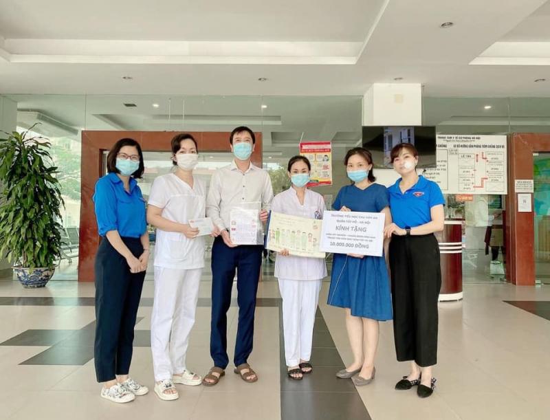 Trung tâm Kiểm soát bệnh tật thành phố Hà Nội