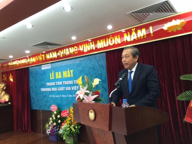 Trung tâm Trọng tài Thương mại Luật gia Việt Nam