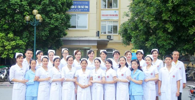 Trung tâm Y khoa số 1 - Bệnh viện Đại học Y Hà Nội