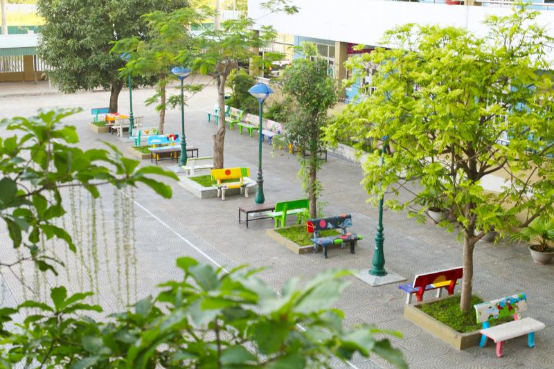 Trường Đoàn Thị Điểm Hạ Long