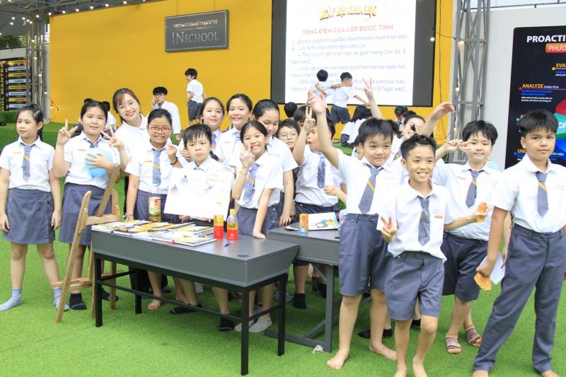 Trường Liên Kết Quốc Tế INschool