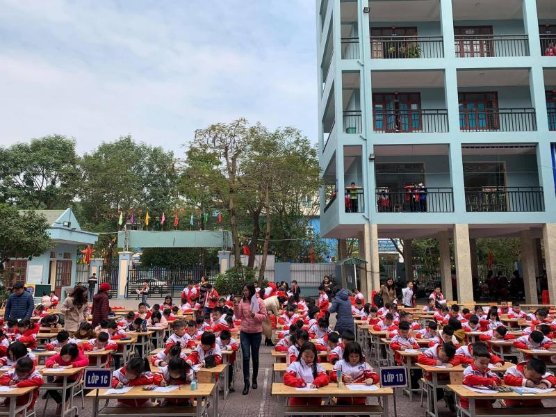 Trường TH, THCS & THPT Đông Bắc Ga