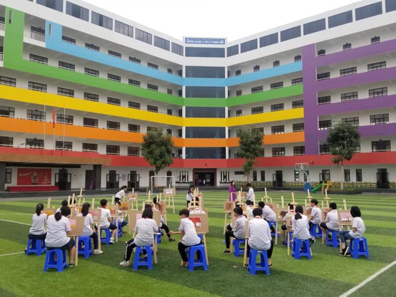 Trường THCS Lê Thánh Tông