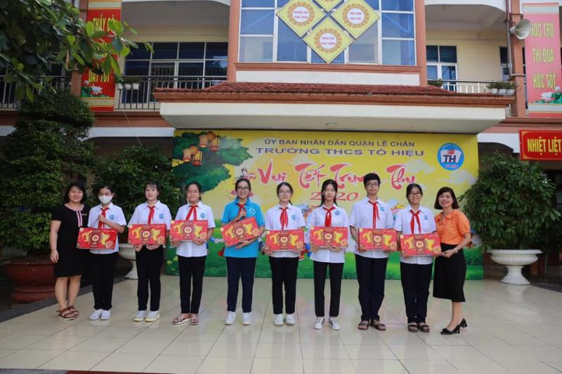 Trường THCS Tô Hiệu