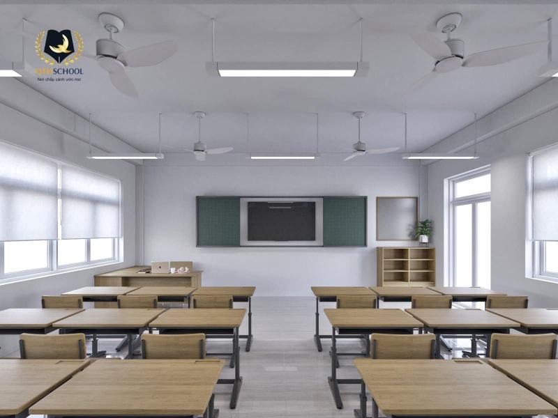 Trường Tiểu học, THCS & THPT Qthschool