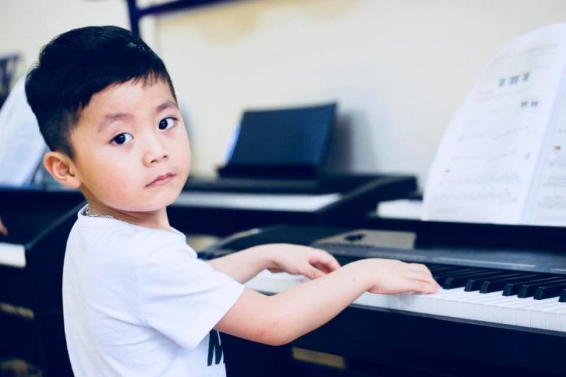 Trường nhạc BOS - Dạy Piano, Guitar, Organ Vĩnh Yên