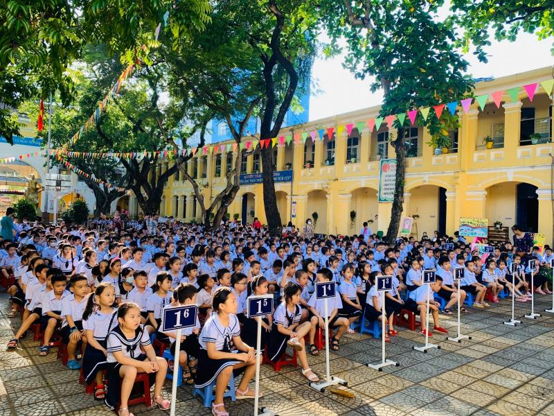Trường tiểu học Phù Đổng Đà Nẵng