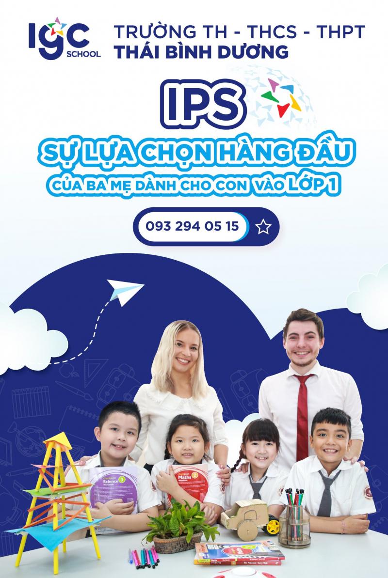Trường tiểu học Thái Bình Dương - IGC School
