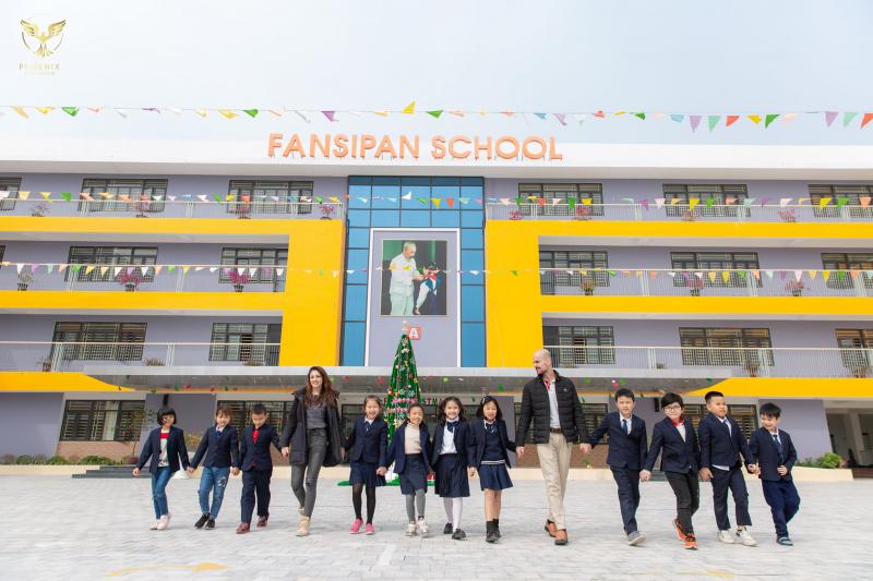 Trường tiểu học và Trung học cơ sở Fansipan