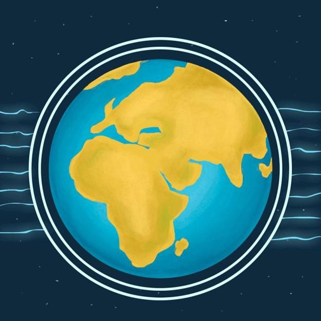 Từ trường bảo vệ Trái đất khỏi các bức xạ vũ trụ nguy hiểm sẽ biến mất