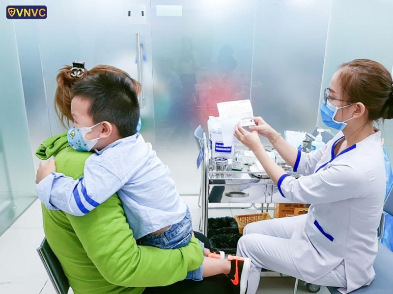 VNVC - Trung tâm Tiêm chủng Trẻ em và Người lớn