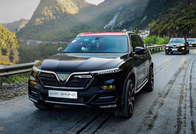 Vinfast ô tô Thăng Long - DragonAuto