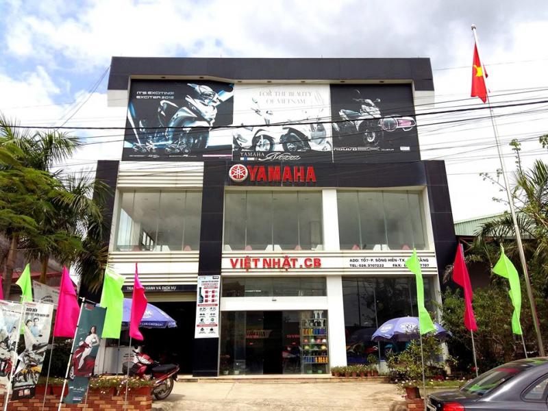 Yamaha Việt Nhật