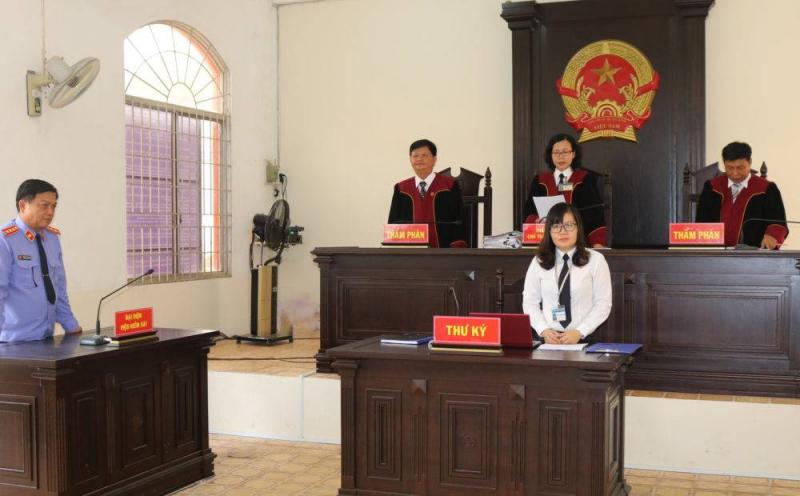 Yêu cầu khởi kiện phải thuộc thẩm quyền giải quyết của toà án