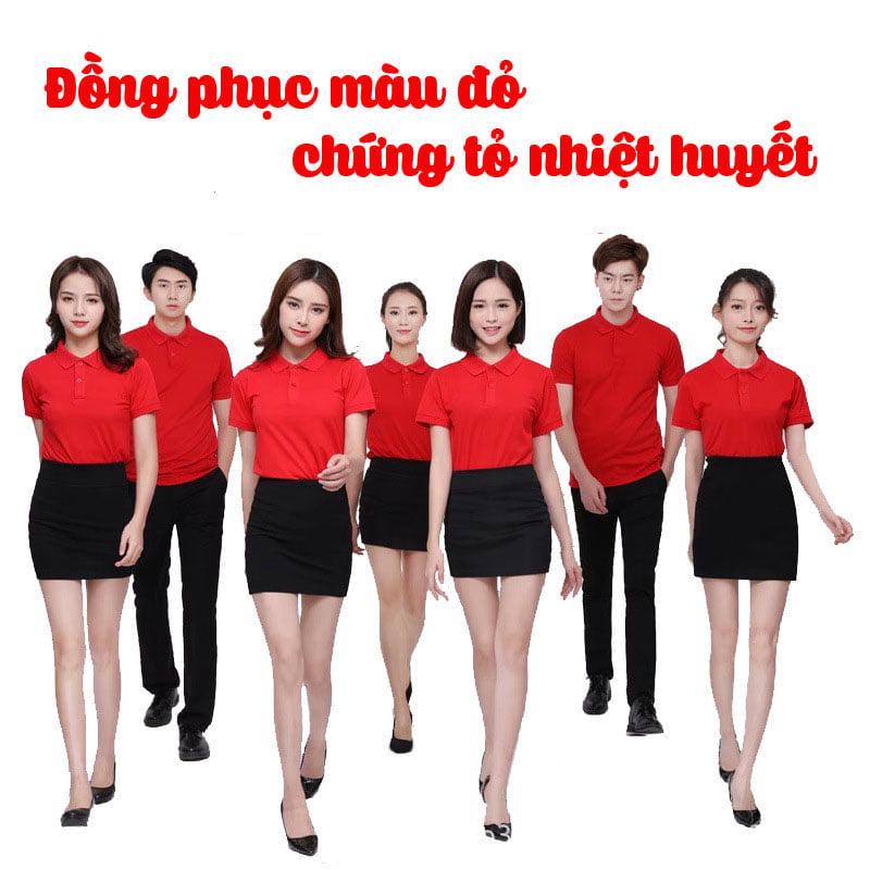 Áo đồng phục Pleiku, Gia Lai - Gia Minh Uniform
