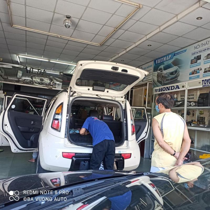 Bá Vương Auto