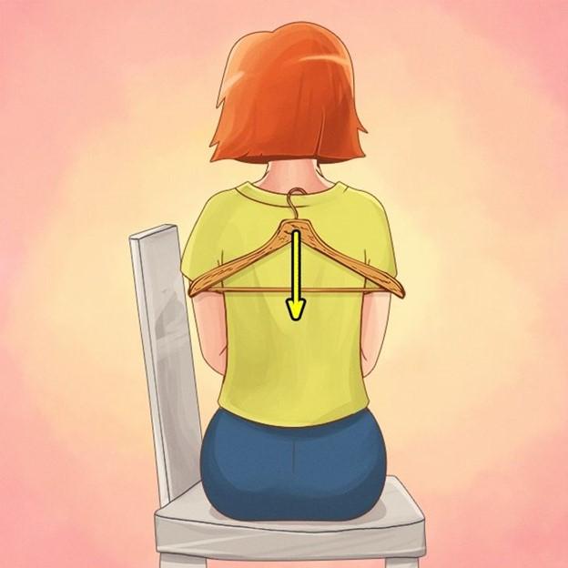 Bài tập dồn vào trọng lượng lưng