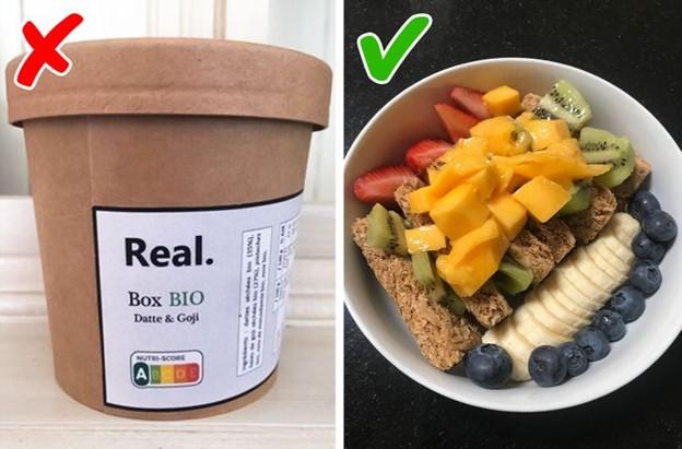 """Bạn chỉ mua các sản phẩm được dán nhãn là """"tốt cho sức khỏe"""""""