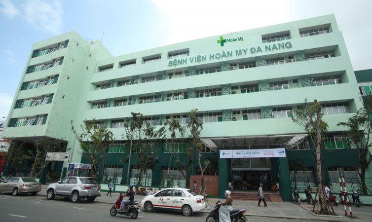 Bệnh viện đa khoa Hoàn Mỹ