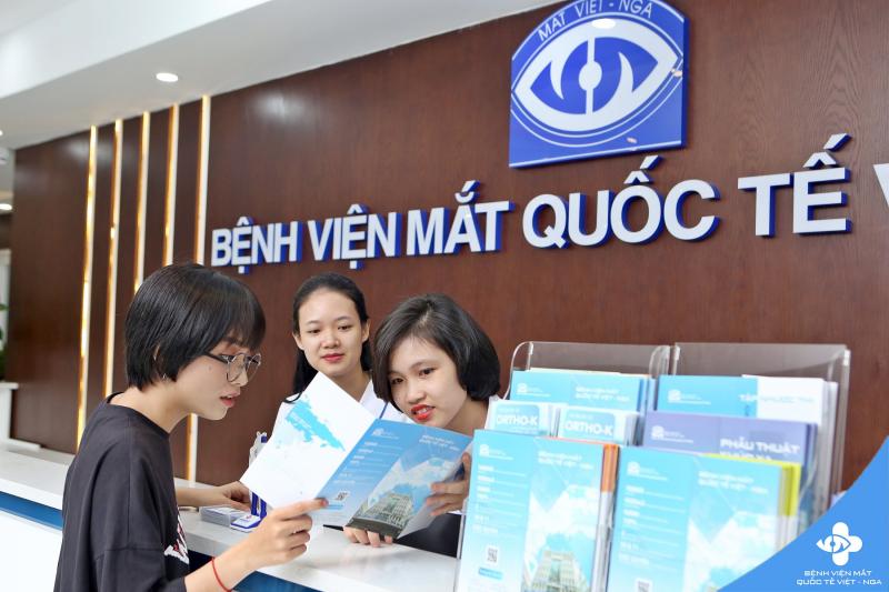 Bệnh viện mắt Việt Nga