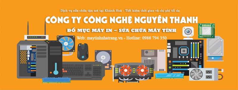 Bệnh viện máy tính Nha Trang - Công ty Nguyễn Thanh