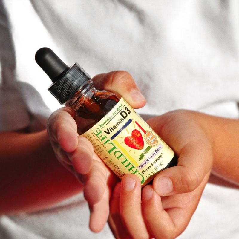 Childlife vitamin D3