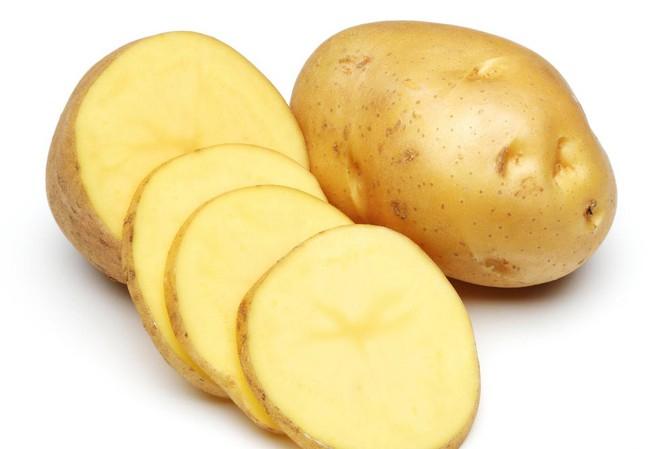 Chữa rạn da bằng khoai tây